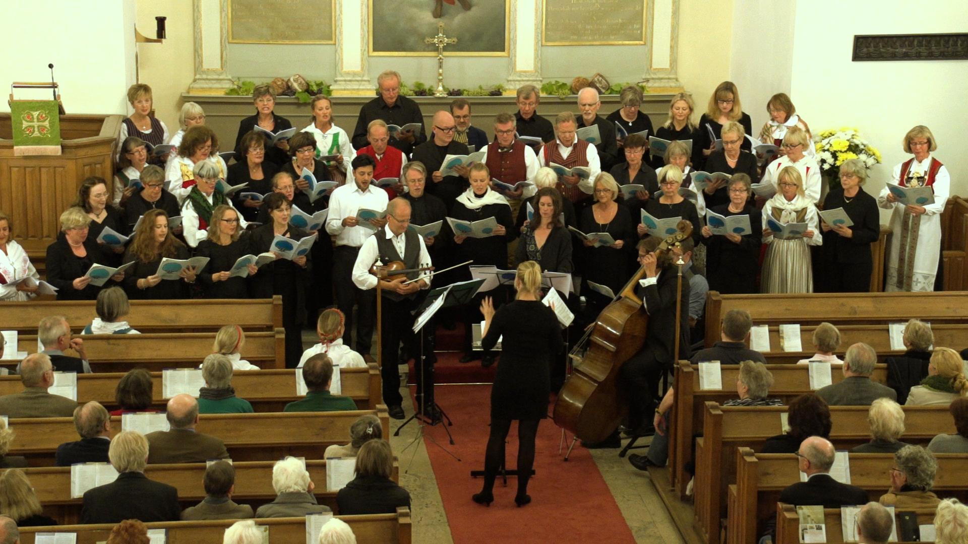 Himmelen inom (Heaven within) - A Swedish Folk Mass